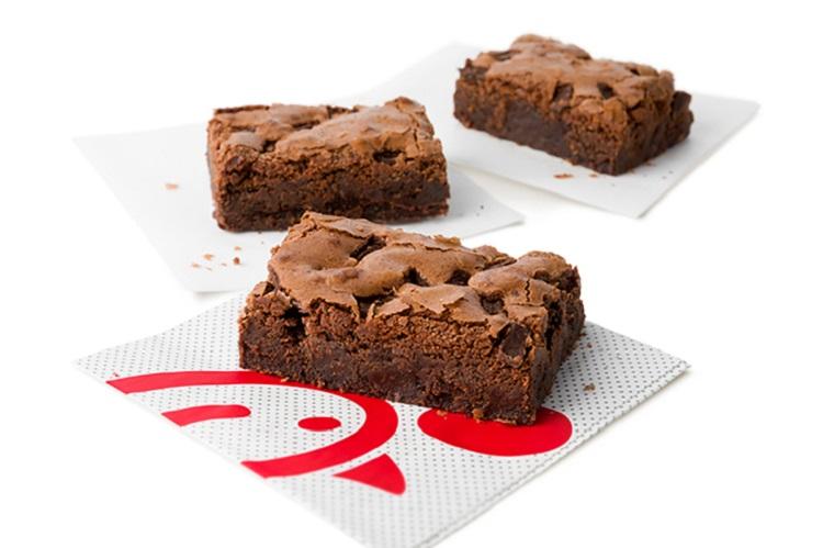 Chick-fil-A FREE Chocolate-Fudge-Brownie