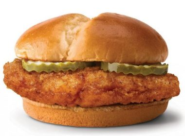 REE McDonalds crispy-chicken-sandwich