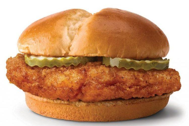 REE McDonalds crispy-chicken-sandwich