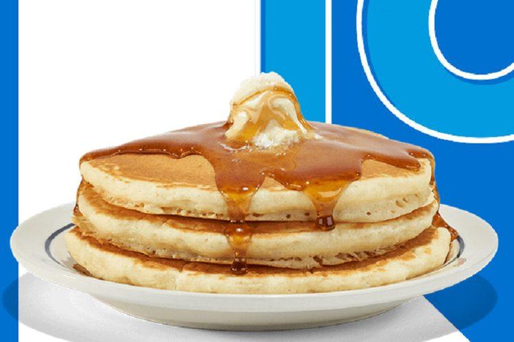 free buttermilk pancakes