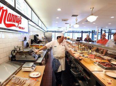 mannys deli chicago free sandwiches