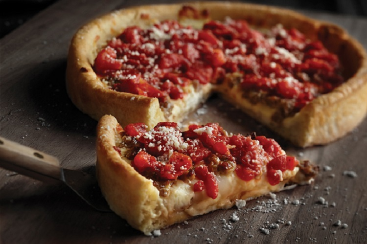 UNO's FREE Deep Dish Pizza