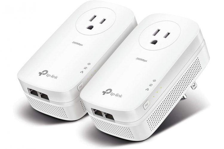 Powerline adapter-tp-link-av2000-powerline-tl-pa9020